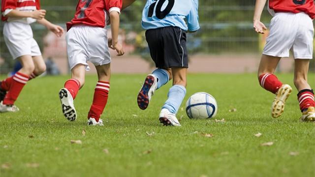 Scuola Calcio presso il CUS Catanzaro anno 2018/2019