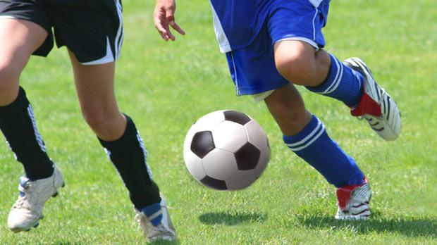 Un calcio allo stress