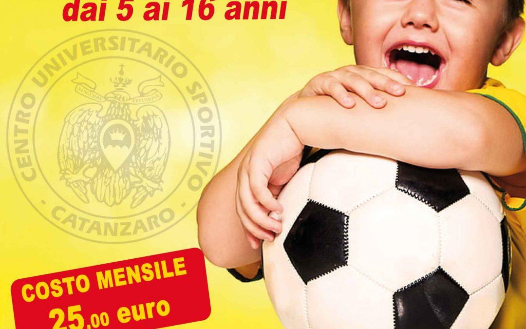 OpenDay scuola calcio 2021